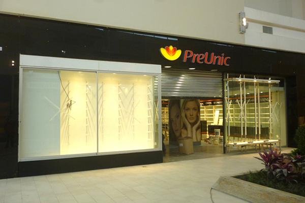 PREUNIC mall plaza BIO BIO